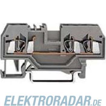 WAGO Kontakttechnik 3-Leiter-Durchgangsklemme 280-671