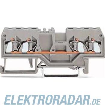 WAGO Kontakttechnik 4L-Durchgangsklemme 280-832