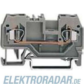 WAGO Kontakttechnik 3-Leiter-Durchgangsklemme 280-905