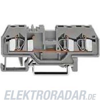 WAGO Kontakttechnik 3-Leiter-Durchgangsklemme 281-686
