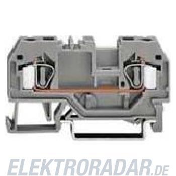 WAGO Kontakttechnik 2-Leiter-Durchgangsklemme 281-902