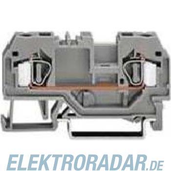 WAGO Kontakttechnik 2-Leiter-Durchgangsklemme 281-905