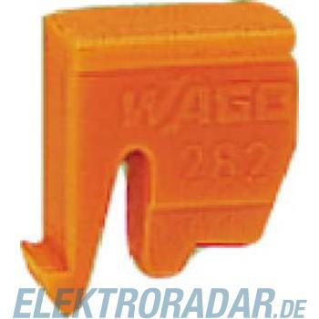 WAGO Kontakttechnik Schaltsperre orange 282-137