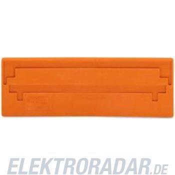 WAGO Kontakttechnik 3-Leiter-FV-Trennwand grau 282-340