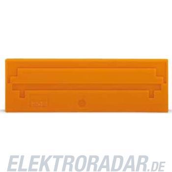 WAGO Kontakttechnik 2-Leiter-FV-Trennwand grau 283-353