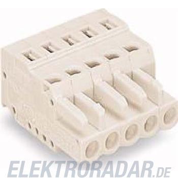 WAGO Kontakttechnik Federleiste Kzf 5mm Fehlst 721-102/026-000