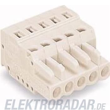 WAGO Kontakttechnik Federleiste Kzf 5mm Fehlst 721-105/026-000