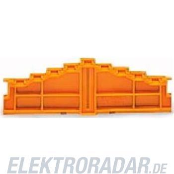 WAGO Kontakttechnik 4-Etagen-Abschlussplatte b 727-208