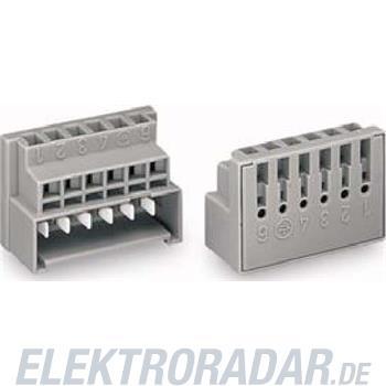 WAGO Kontakttechnik Schachtsteckverbinder Stif 730-116