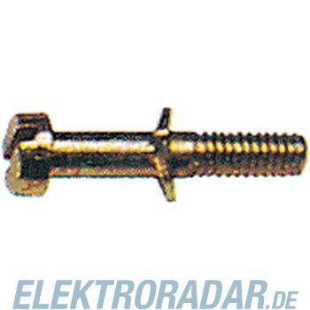 Weidmüller Befestigungsschraube BFSC M4X20