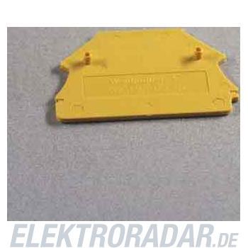 Weidmüller Abschlussplatte WAP WDU2.5N/4N GE