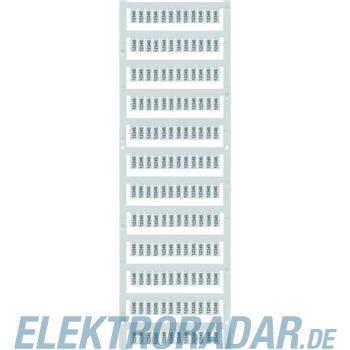 Weidmüller Klemmenmarkierer WS 10/5 MC BEDRUCKT