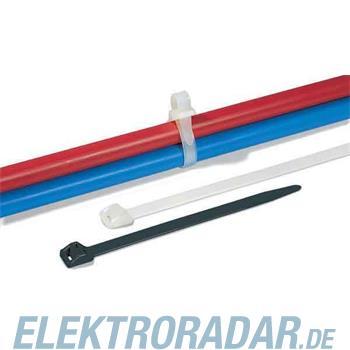 HellermannTyton Wiederöffnungsband LRT230-N66-BK-C1