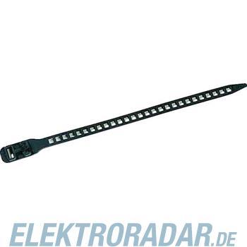 HellermannTyton Lösbarer Softbinder SRT88028-TPU-BK