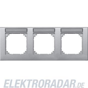 Merten Rahmen 3f.alu 472360