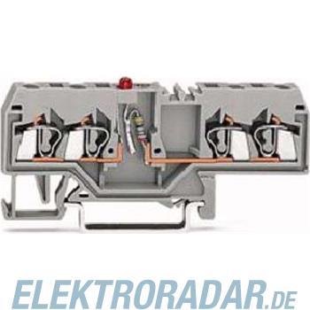 WAGO Kontakttechnik 4-Leiter-LED-Klemme 280-658/281-413