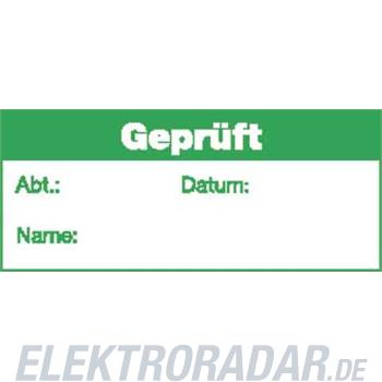 HellermannTyton Etiketten bedruckt QGEPRPH-103-GN