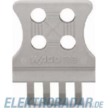 WAGO Kontakttechnik Zugentlastungsplatte 769-413