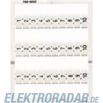 WAGO Kontakttechnik WMB-Bezeichnungssystem 793-4603