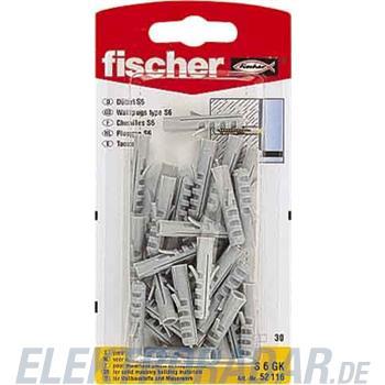 Fischer Deutschl. Dübel S 6 GK