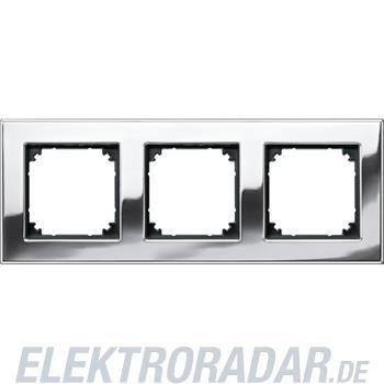 Merten Metallrahmen 3f.chrom 475339