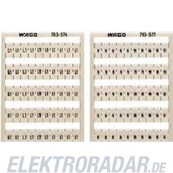 WAGO Kontakttechnik WMB-Bezeichnungssystem 793-545