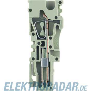 Weidmüller Steckverbinder ZP 2.5/1AN/1 GN