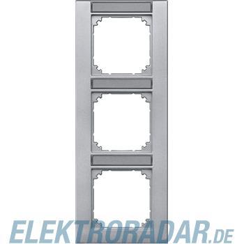 Merten Rahmen 3f.alu 476360