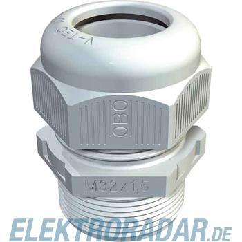 OBO Bettermann Kabelverschraubung V-TEC VM L63 SGR