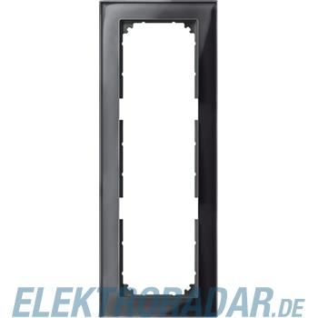 Merten Rahmen Glas 3f.on/sw 477903