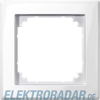 Produktbild Merten M-SMART-Rahmen, 1-fach, polarweiß glänzend, 478119