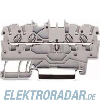 WAGO Kontakttechnik 4L-Durchgangsklemme 2000-1401