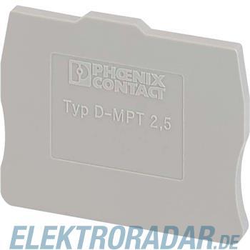 Phoenix Contact Abschlussdeckel D-MPT 2,5