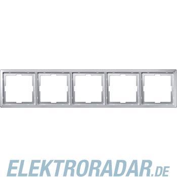 Merten Rahmen 5f.alu 481560