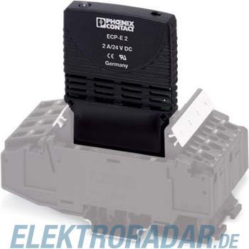 Phoenix Contact Schutzschalter elekt. ECP-E3 2A