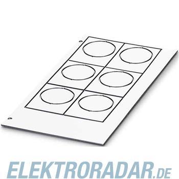 Phoenix Contact Gerätemarkierung EMLP 24 (30x12) BK