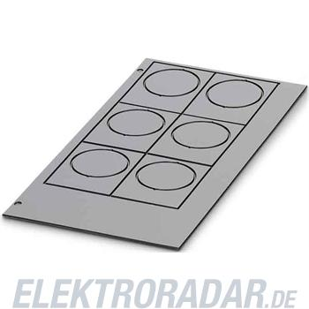 Phoenix Contact Gerätemarkierung EMLP 32 (38x14) BK