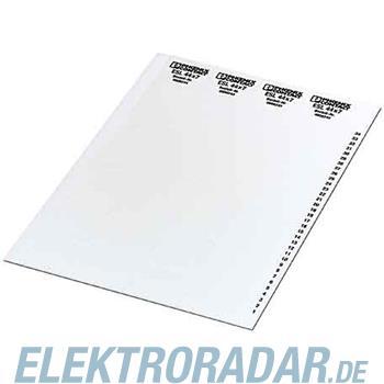 Phoenix Contact Gerätemarkierung ESL 15x5
