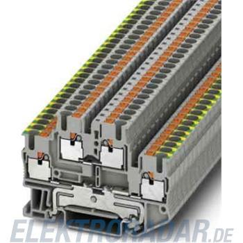 Phoenix Contact Schutzleiter-Reihenklemme PTTB 2,5-PE/L