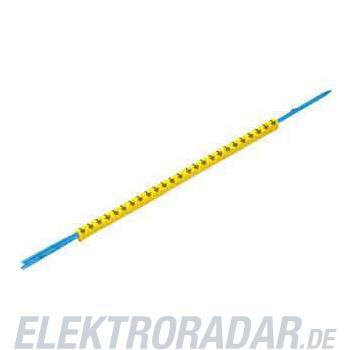 Weidmüller Leitermarkierer CLI R 1-3 RT/SW 2