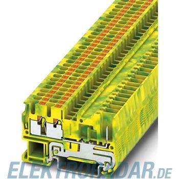 Phoenix Contact Schutzleiter-Reihenklemme PIT 2,5-TWIN/1P-PE