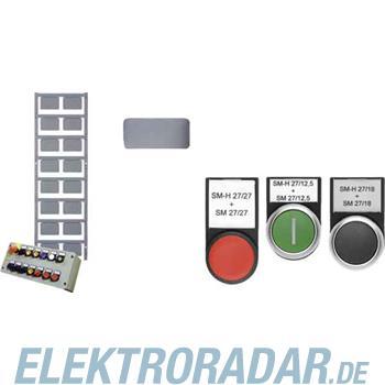 Weidmüller Gerätemarkierer SM 27/18 K MC NE GR