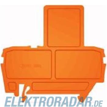 WAGO Kontakttechnik Endplatte 2002-992