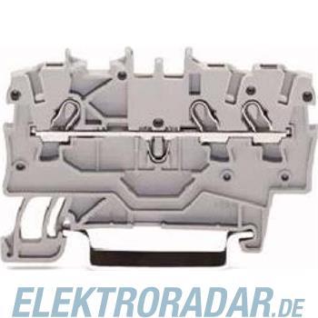 WAGO Kontakttechnik 3L-Durchgangsklemme 2000-1304