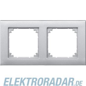 Merten Rahmen 2f.alu 486260