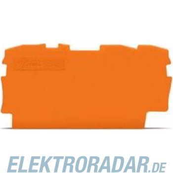 WAGO Kontakttechnik 3L-Abschlussplatte 2000-1392