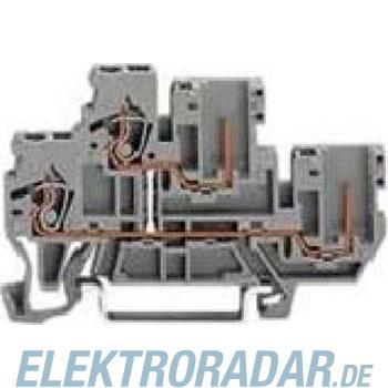 WAGO Kontakttechnik Doppelstock-Basisklemme 870-109