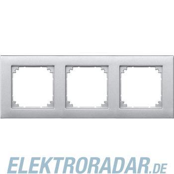 Merten Rahmen 3f.alu 488360