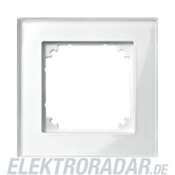 Merten Rahmen Glas 1f.bril/ws 489119