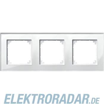 Merten Rahmen Glas 3f.bril/ws 489319
